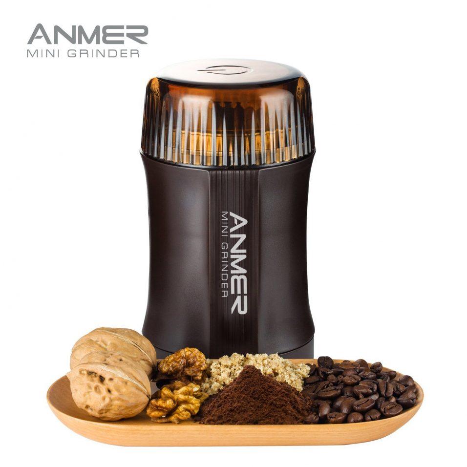 ANMER CG 8120 elektrische kaffeemühle test